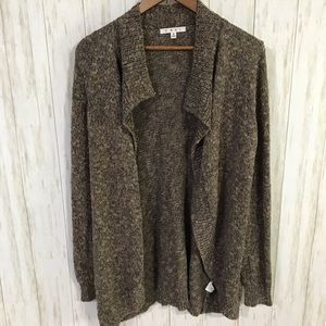 Cabi Swear By open front cardigan Small